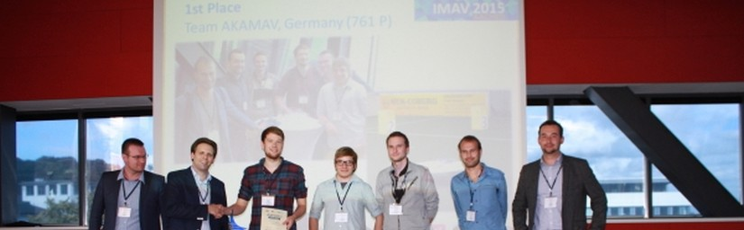 IMAV 2015 Competition Results